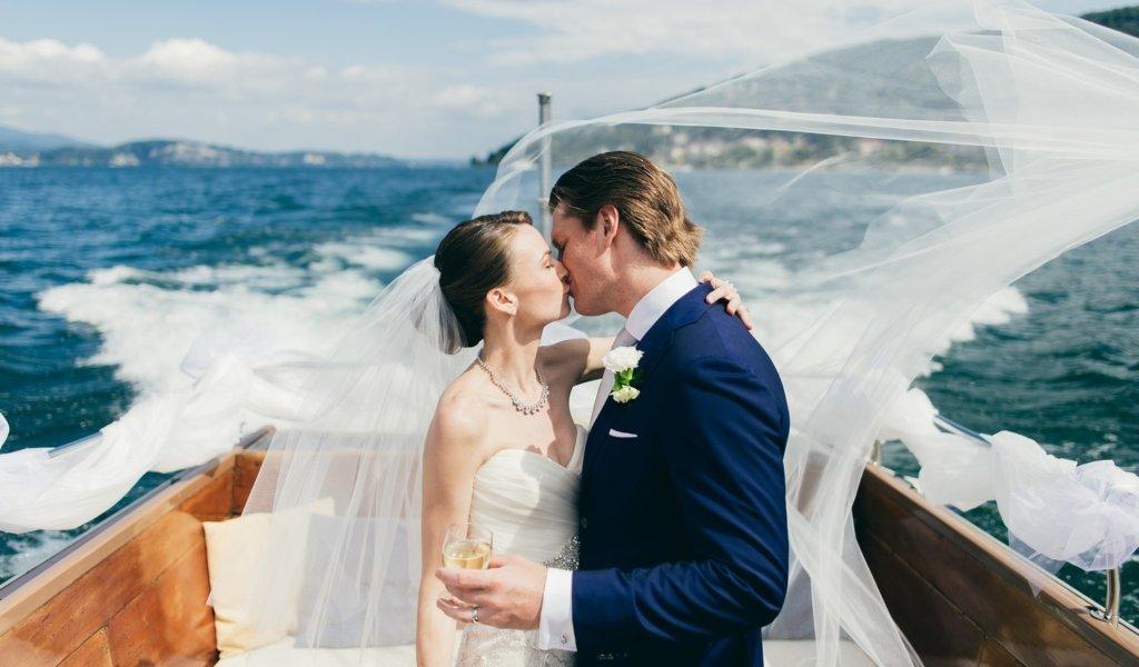 Stresa Lake Maggiore Wedding
