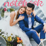 Featured on The Wedding Notebook Magazine July