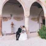 Intimate wedding in Italy