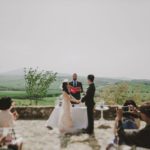 Romantic Wedding in Val D' Orcia – PART 1
