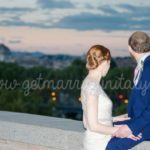 Romantic Rome Elopement
