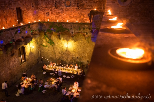 Read more about the article Castle intimate wedding