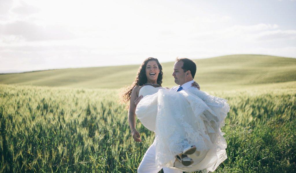 Val D Orcia Tuscany Wedding