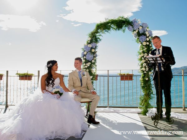 Read more about the article Sea View  Wedding in Italy