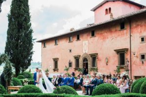tuscany wedding - chianti villa