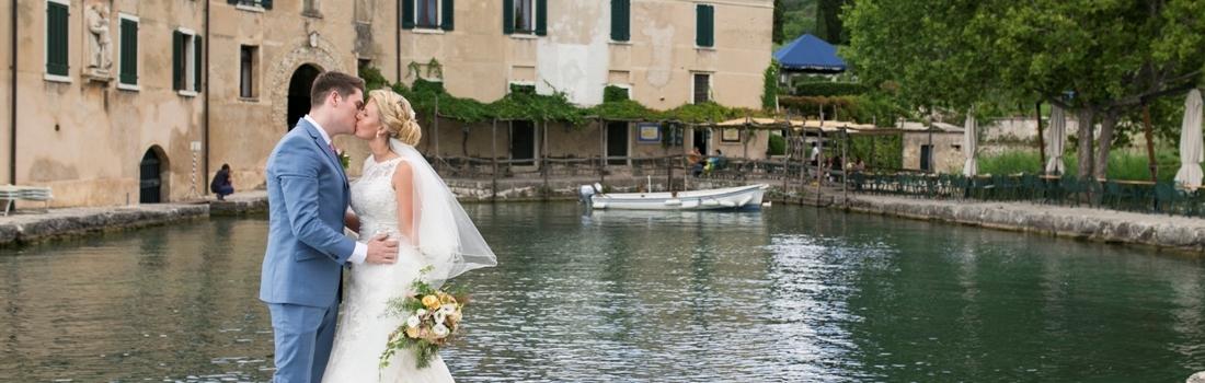 Garda see Hochzeit