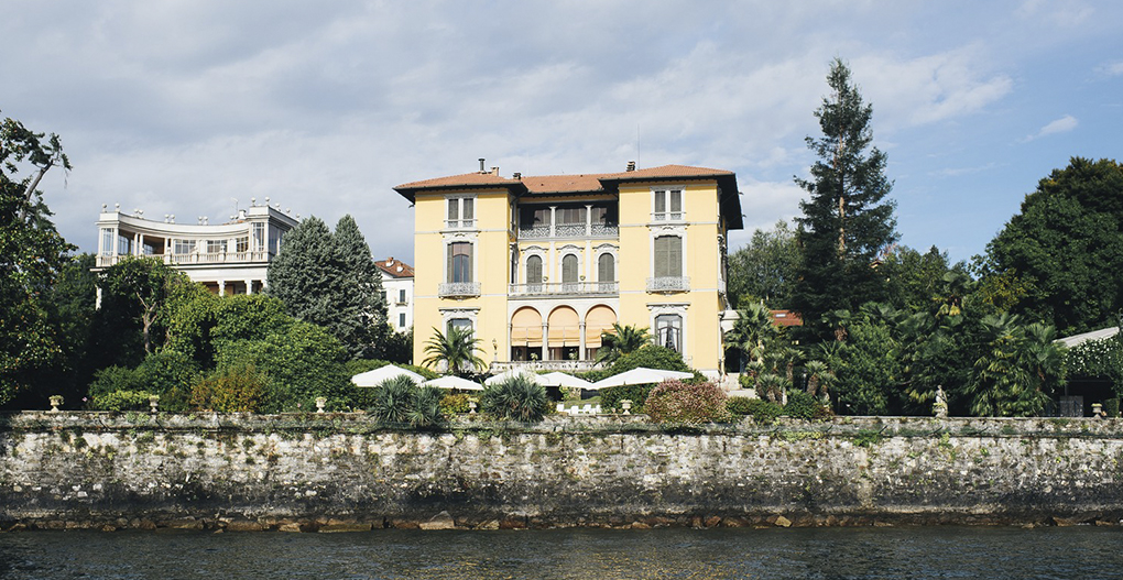 lake maggiore private villa wedding