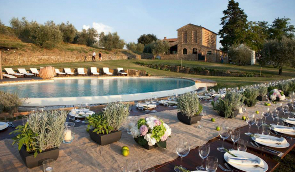 VINEYARD WEDDING VENUE ITALY