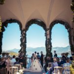 Villa del Balbaniello intimate wedding