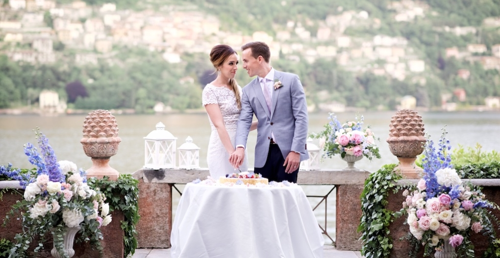 Lake Como Villas for weddings