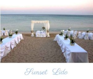 Beach Wedding Ceremony Puglia