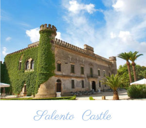 salento castle wedding in Apulia