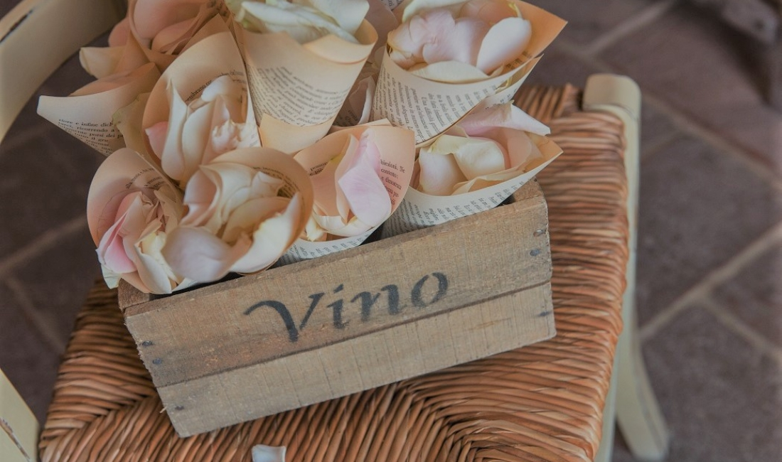 piemonte wine country wedding