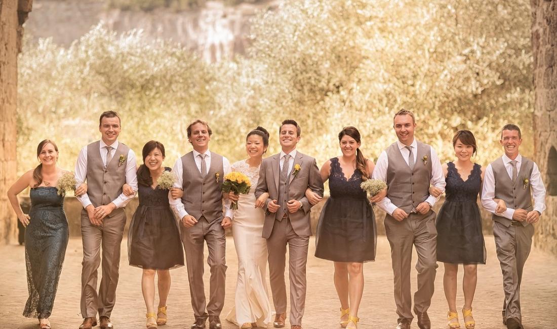 WEDDING IN ORVIETO