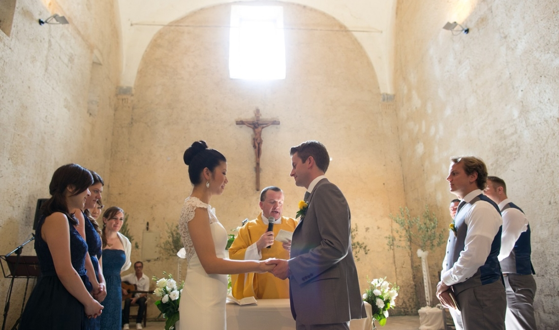 CHURCH WEDDING IN UMBRIA