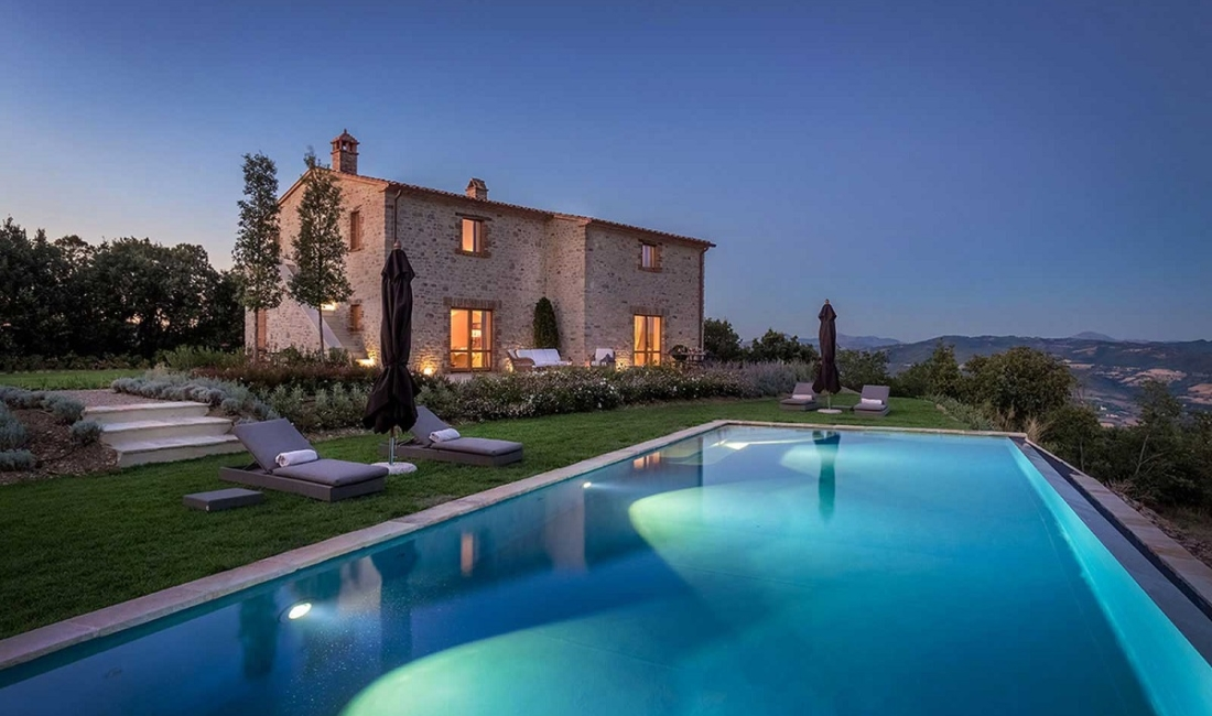 UMBRIA PRIVATE VILLA FOR WEDDINGS