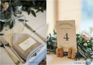 """""""table number place card"""""""
