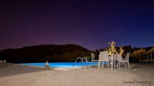 """wedding nights stars tuscany sky"""