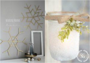 winter wedding ideas diy decorations