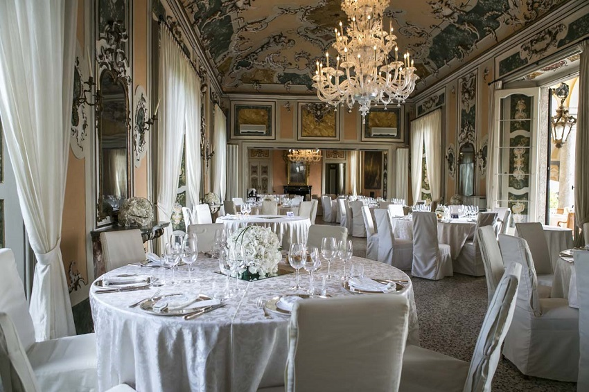 10 Must-See Winter Wedding Venues in Italy - Princess villa