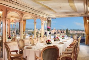 10 Must-See Winter Wedding Venues in Italy - SKYLINE AND ROOFGARDEN RESTAURANT