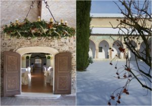 10 Must-See Winter Wedding Venues in Italy - abbey or convent