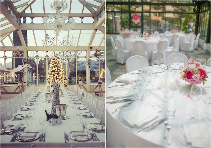 10 Must-See Winter Wedding Venues in Italy - glasshouse or greenhouse
