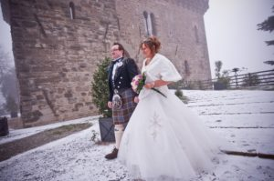 10 Must-See Winter Wedding Venues in Italy - medieval castle