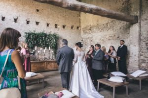 civil wedding ceremony Italy