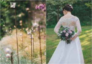 ountry chic wedding in Italy