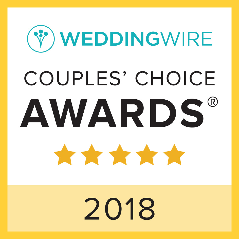 Read more about the article VARESE WEDDING Honored for Excellence in 10th Annual WeddingWire Couples' Choice AwardsⓇ