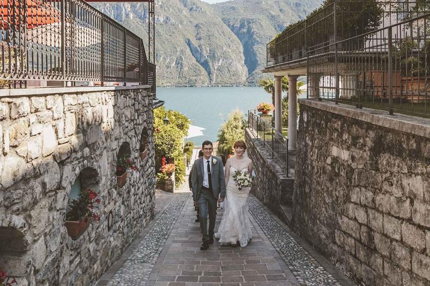 Varenna wedding planner