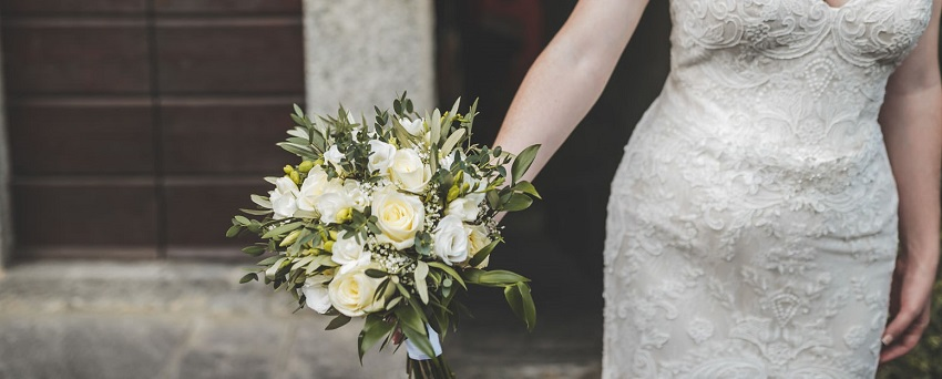 ountry chic wedding bouquet