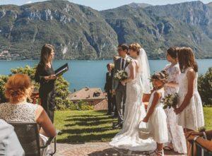 Intimate Wedding on Lake Como