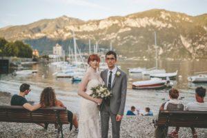 italy lakes wedding