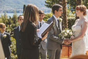 italy wedding event