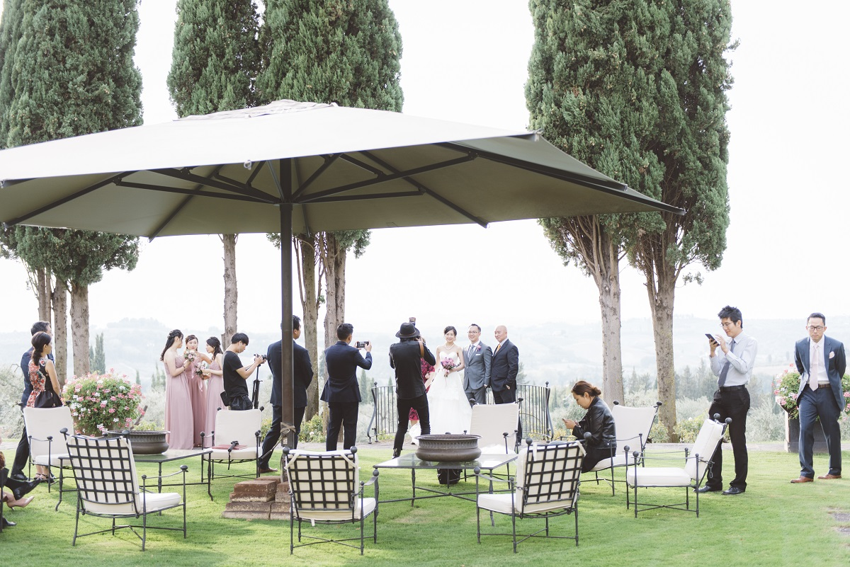 Read more about the article END OF SUMMER WEDDING IN TUSCANY