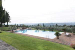 swimming pool wedding villa