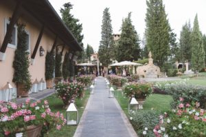 tuscany wedding villa