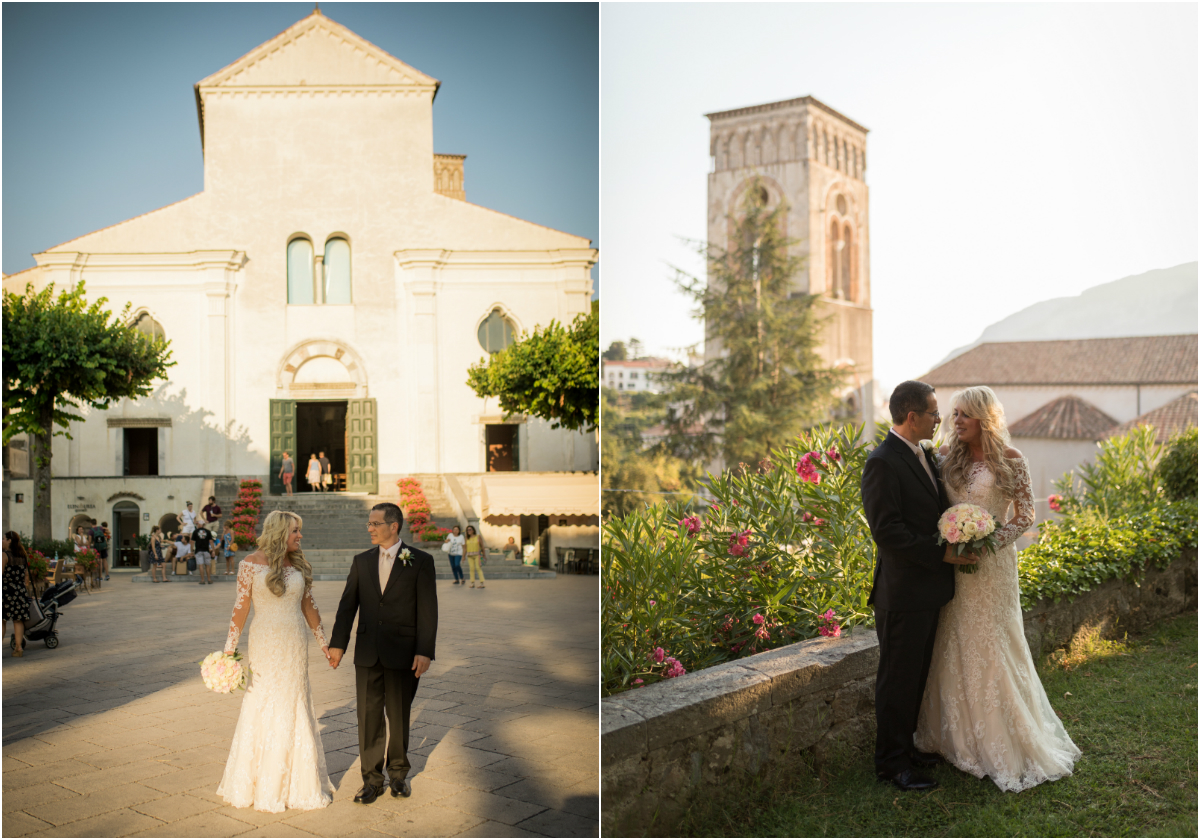 AMALFI COAST WEDDING ELOPEMENT