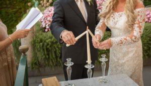 UNITY CANDLE WEDDING ITALY