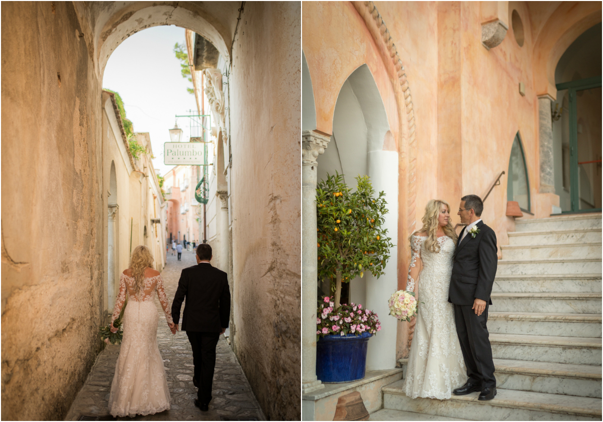 wedding photo shooting amalfi coast