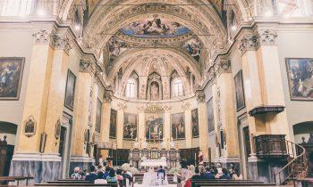 CATHOLIC WEDDING CEREMONY ITALY